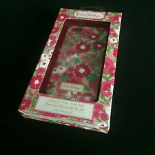 NEW Lilly Pulitzer iPhone Case Cover Fits iPhone 5 Pink Floral Garden By The Sea