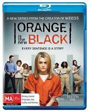 Orange Is The New Black (Blu-ray, 2015, 3-Disc Set)