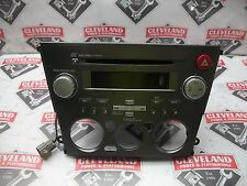 07-09 Subaru Legacy OEM Radio Stereo AM FM CD MP3 AUX