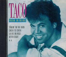 CD Taco – Puttin' On The Ritz ,Neuwertig,RCA – ND 74575 ,Germany 1991
