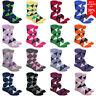 Fine Fit Men's Argyle Cotton Dress Socks Wedding Diamond Pattern Assorted Colors