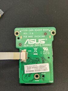Asus X72D Card Reader Board K72DR