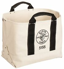 Klein Tools 5155 Canvas Tool Bag, 17-Inch