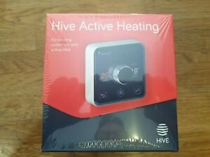 Hive Active Thermostat and Reciever For Combi Boilers
