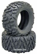 2 WANDA ATV UTV Tires 27x11-12 27x11x12 6PR Bighorn Style All Terrain