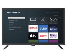 ONN 32 inch 720p LED Roku Smart TV
