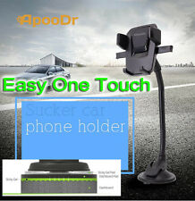 ApooDr Universal Cell Phone Mobile Car Windshield Dashboard Mount Holder Stand