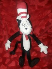 Cat In The Hat Plush Doll 11 inches Official Movie Merchandise