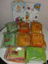 McDonald's Happy Meal Ugly Dolls Toys New plus Box