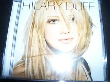 Hilary Duff Self Titled CD Feat Fly Someone Watching Over Me – Like New