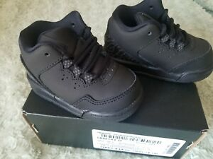 Nike Air Jordan Flight origin 2bt Toddler Boys   Size  4c Black