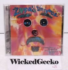Zappa's Universe CD (Sept 1993, Verve) OOP - with guests Steve Vai Dweezil Zappa