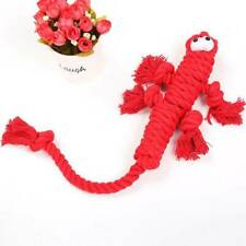 Dog Pet Strong Rope Knot Chew Toy Puppy Pet Play Bite Resistant Molar Toy SH