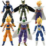 6Pc/Set  Dragonball Z Dragon Ball DBZ Goku Piccolo Figure Kid Toy Halloween Gift