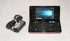 FUJITSU FMV UMPC LUG90R UG90 (UH900) 1.33GHz 2GB RAM 32GB SSD SIM READER WIN 10