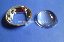 10W 20W-100W LED Lens Reflector Collimator + 50mm Base