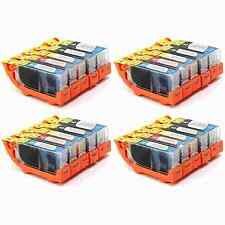 20-PACK (4 SETS) Ink Cartridges for Canon PIXMA MP560 MP620 MP630 MP640 Printer