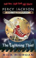 NEW   Percy Jackson THE LIGHTNING THIEF (FIRST HARDBACK) Rick Riordan
