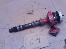 1967 1968 1970 72 CHEVELLE MALIBU CAMARO POINTS DISTRIBUTOR IGNITION 327 350 283