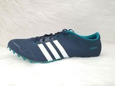 New mens 12.5 Adidas adizero prime SP/sprint track spikes/cleats af5662