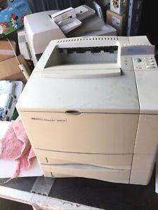 HP LaserJet 4050TN Workgroup Laser Printer Low Page Count