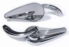 Espejos color principal cromo para motos Suzuki