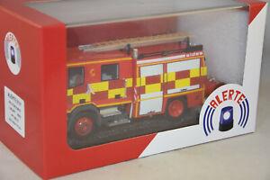 ALERTE 101 - IVECO EUROCARGO 130E23FPt SIDES FPT 26 Pompiers 1/43