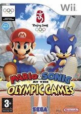Mario and Sonic at the Olympic Games NEW and Sealed Wii Original UK Release