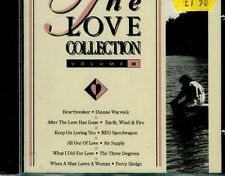 Love Collection 3 (1989) Dionne Warwick, Reo Speedwagon, Gallagher/Lyle, .. [CD]