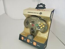 NEW sealed Tomee Gray Controller Control Pad for N64 Nintendo 64