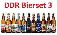 11 DDR Biere Ostpaket  11 beliebte Biersorten der DDR (5€ pro Liter) Bierset 3