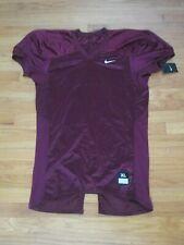 New - Men's Nike Burgundy X-Large Football Jersey