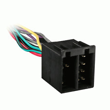 Smart Car Harness connector to Change Radio from original to aftermarket deck b