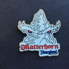 Dlr - Matterhorn - Abominable Snowman's Eyes Disney Pin 57722