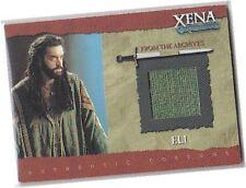 "Xena The Warrior Princess Season 6 (Six) - R10 ""Eli"" Costume Card (A)"