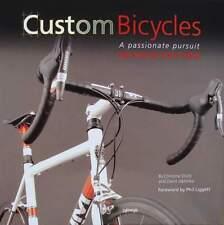 LIVRE/BOOK : VELOS PERSONNALISÉS / CUSTOM BICYCLES (vélo,bicyclette,bike,bicycle
