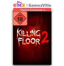Killing Floor 2 Steam Key PC Game Digital Download Code [EU/US/MULTI]