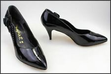 Patent Leather Vintage Shoes for Women