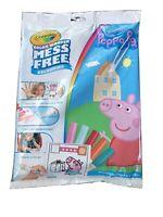 Peppa Pig Crayola Color Wonder Coloring Book & Markers, Mess Free Coloring B8/2