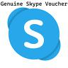 Genuine Skype Voucher (up to 1000 Minutes)