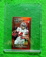 K.J. HILL PRIZM MINI ROOKIE RED CARD SP#/75 CHARGERS RC 2020 LEGACY FOOTBALL RC