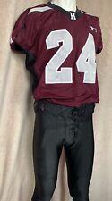 High School Football Uniform Jersey, Pants and Girdle, Mens Large/XL