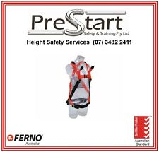 Safety Harness- FH-50, Ferno |  Height Safety, Roof Safety, Confined space