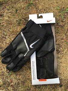 Men's Nike Leather Gloves EXCLUSIVE HARD TO FIND RARE Sizes M/L/XL/XXL