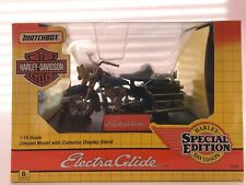 Matchbox Harley Davidson Special Edition Electra Glide 1:15 Scale (New) 1993