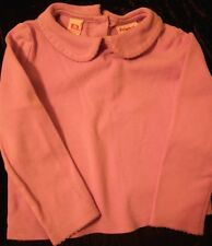 2 P LOT BABY Winter Fun Red Velor TOP SHIRT GIRL CHILD Clothes S 4/5 Gently Used