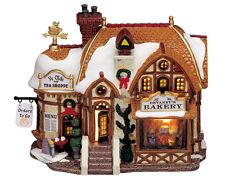 LEMAX DEVANEY'S BAKERY Weihnachtsdorf Winterdorf Modellbau Porzellanhaus