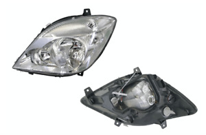 MERCEDES BENZ SPRINTER W906 HEADLIGHT LEFT HAND SIDE