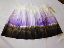 Gianni Bini Women's Ladies Above Knee Length Skirt 550 Geranium Size 12 NWT NEW