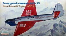 EST-72304 1/72 Tupolev ANT-25 Soviet Long-Range Aircraft model kit